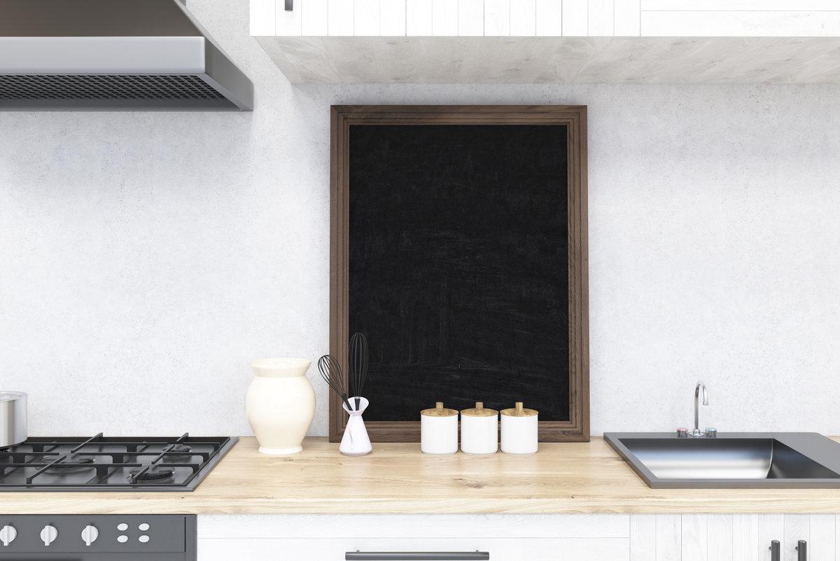 jaki blat do kuchni, drewniany blat