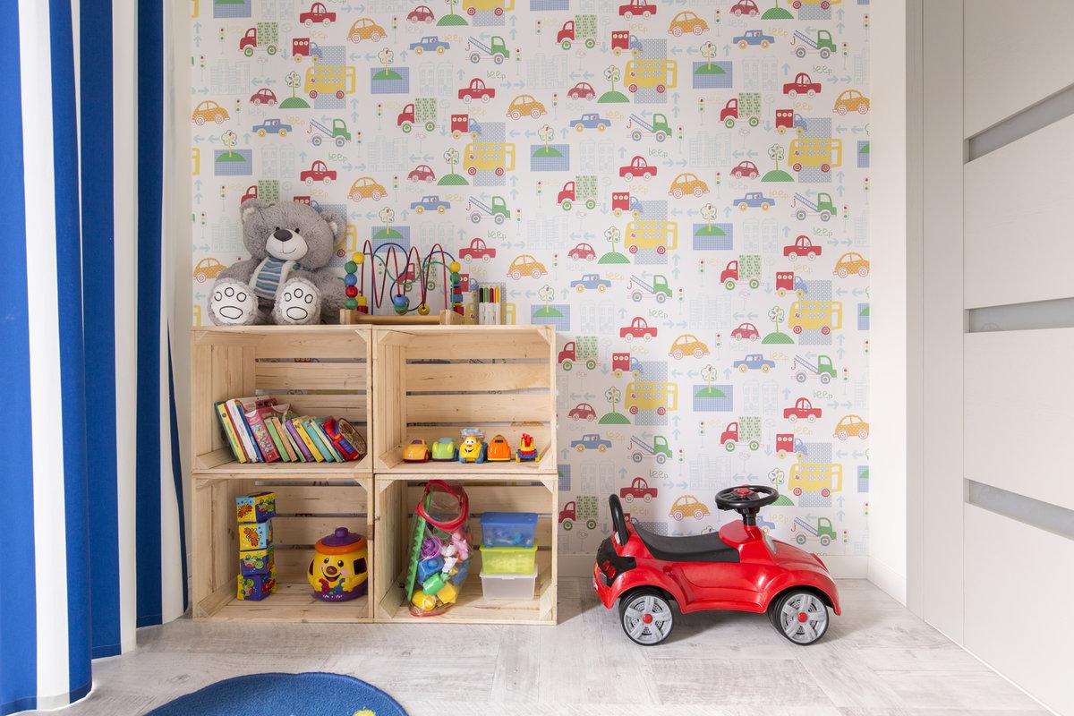 tapeta do pokoju dla dziecka