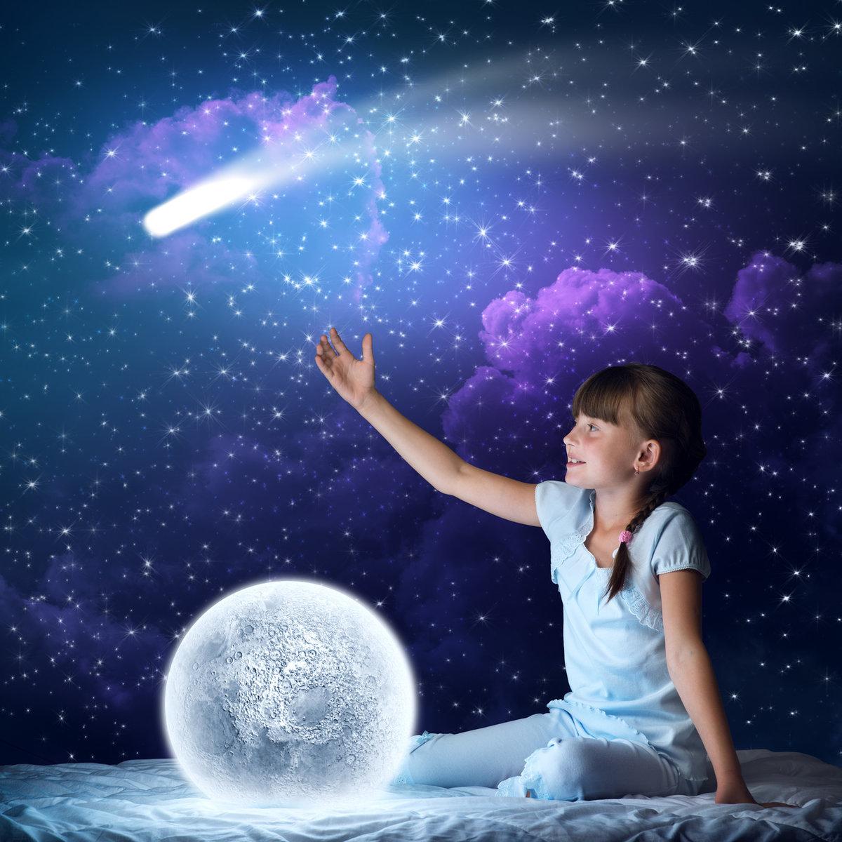 fototapeta gwiazdy, fototapeta do pokoju dla dziecka