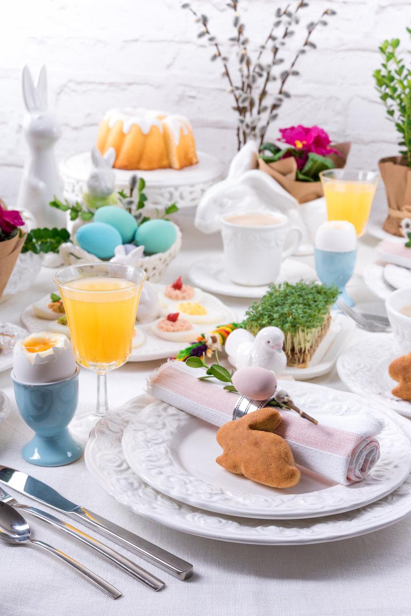 Stol Wielkanocny Aranzacja I Przepisy Domid Pl
