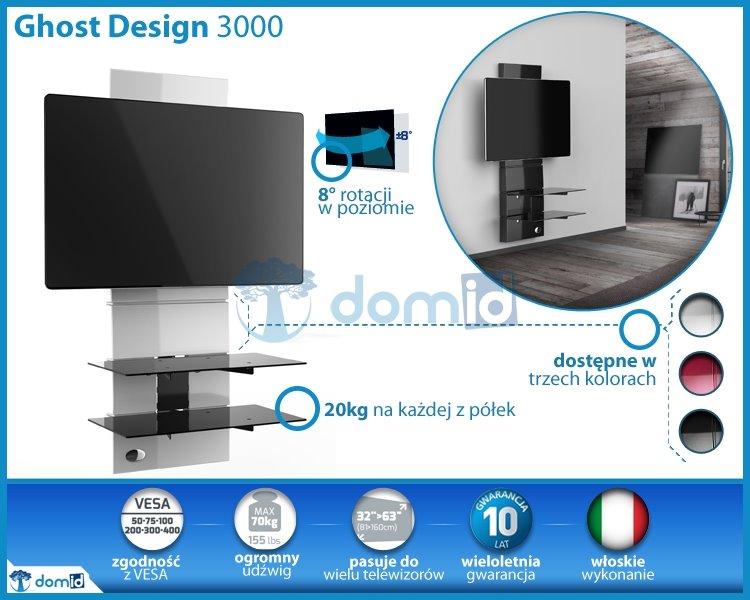 ghost design 3000